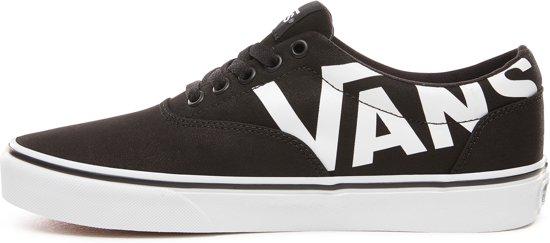 big Doheny Heren Sneakers Black Logo Maat white Vans 44 PHUwqw