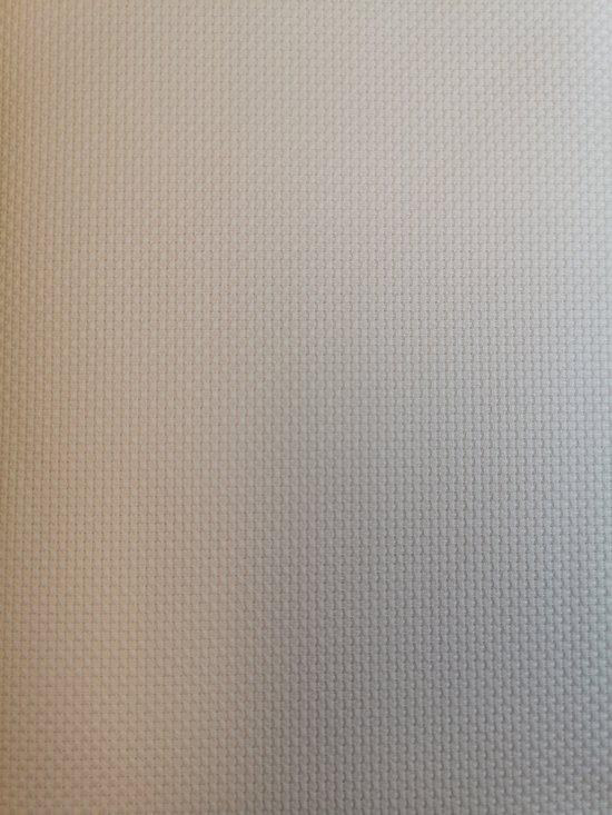Aida 4.5 b/cm 2m lang x 130 cm Wit
