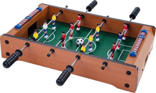 Afbeelding van Angel Sports Tafelvoetbalspel - 51 cm - Hout speelgoed
