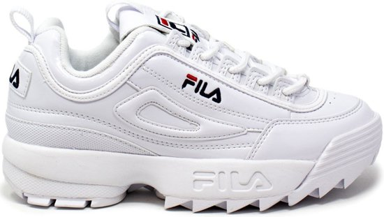 0de1741db01 bol.com | Fila Dames Sneakers Disruptor M Low Wmn - Wit - Maat 40