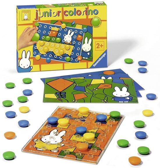 Ravensburger nijntje Junior Colorino - leerspel
