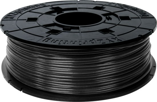 XYZprinting RFPLCXUS01A Polymelkzuur Zwart 600g 3D-printmateriaal
