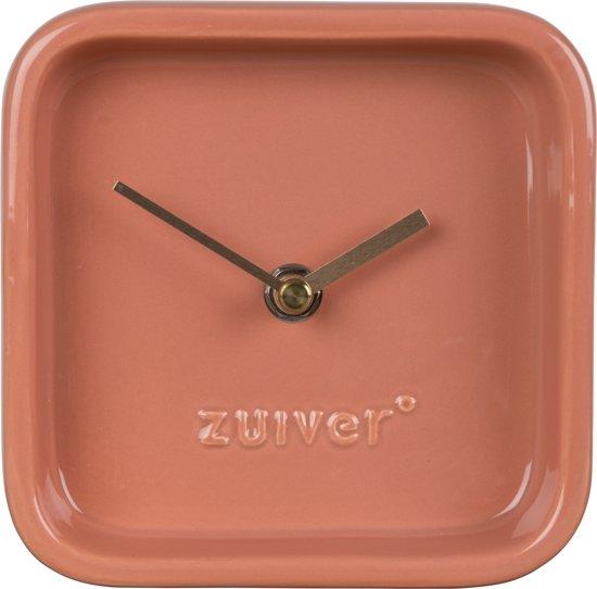 Zuiver Cute - Klok - Roze