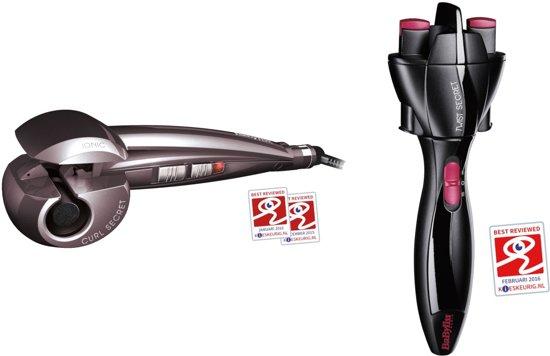 Bolcom Babyliss C1100e Curl Secret Ionic Inclusief Gratis