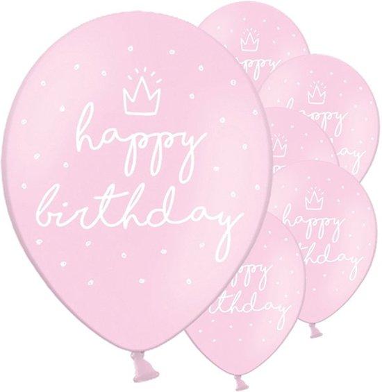 happy bday ballonnen