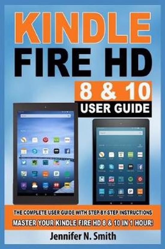 Kindle Fire HD 8 & 10 Guide