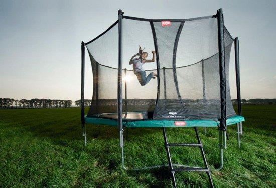 BERG Favorit Trampoline - 270 cm - Inclusief Veiligheidsnet Comfort