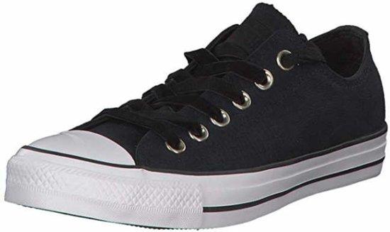 a719dbb2852 Converse Dames Sneakers Chuck Taylor All Star Ox Dames - Zwart - Maat 37