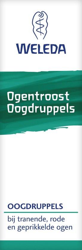 Weleda Ogentroost - 10 ml - Oogdruppels