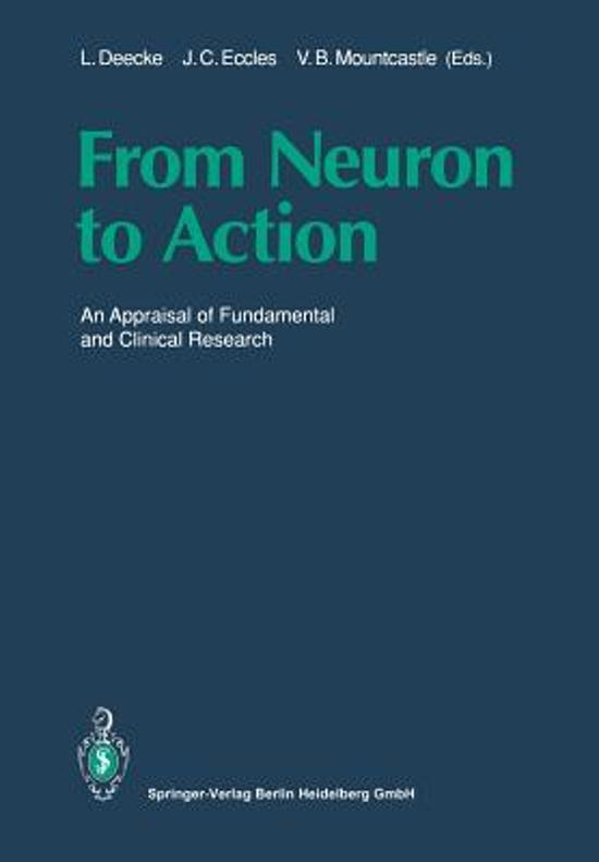 From Neuron to Action