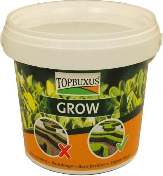 TOPBUXUS GROW 500gr voor 10m2 Buxus, geen gele blaadjes
