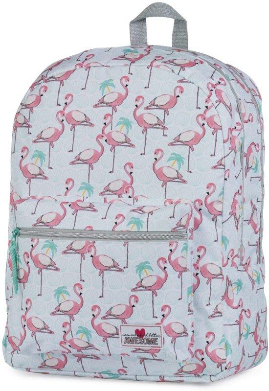 eastpak rugzak flamingo