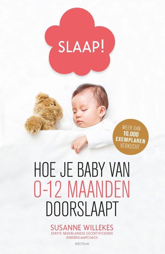 Boek cover Slaap! van Susanne Willekes (Onbekend)