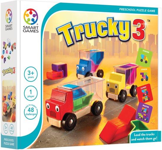 Smart Games Trucky 3 (48 opdrachten)