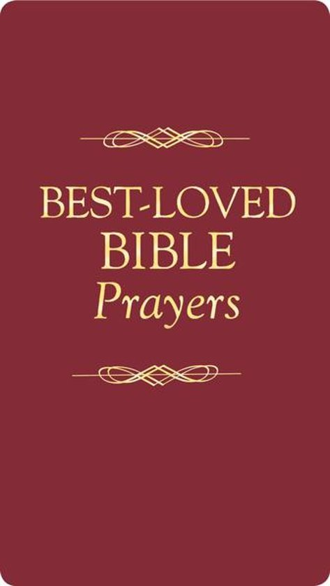 Best-Loved Bible Prayers (eBook)