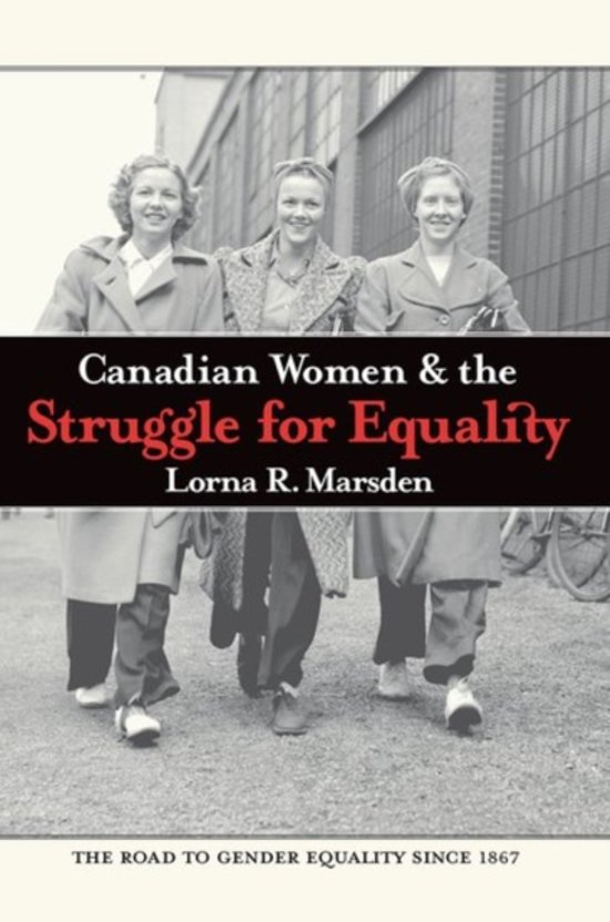 a history of struggle for equality in women This section of the story of virginia covers the struggle for equality for women and african americans skip to main content in the other women's history resources.