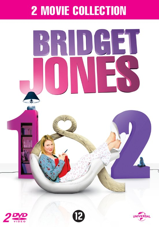 Bridget Jones 1 & 2 Box
