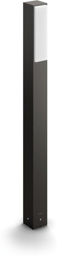 Philips myGarden 1648993P3 Buitensokkel/lantaarnpaalverlichting Antraciet LED 4,5 W