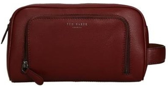 472b830ff646 Ted Baker toilettas Onyahed red