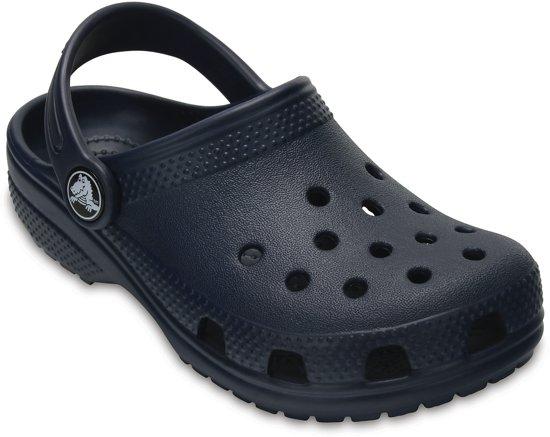 Slippers 29 Crocs Classic Blauw Unisex Maat 30 v8xgqAx