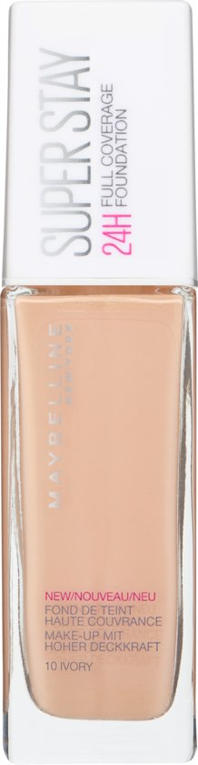 Maybelline SuperStay 24H Foundation - 010 Ivory