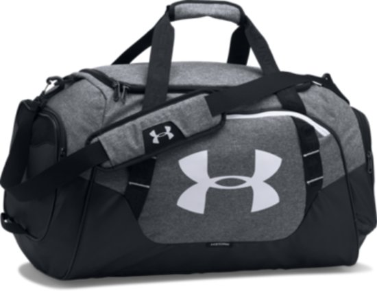 9388dd72c3 Under Armour Undeniable Duffle 3.0 Sporttas Unisex - Graphite - Maat One  Size