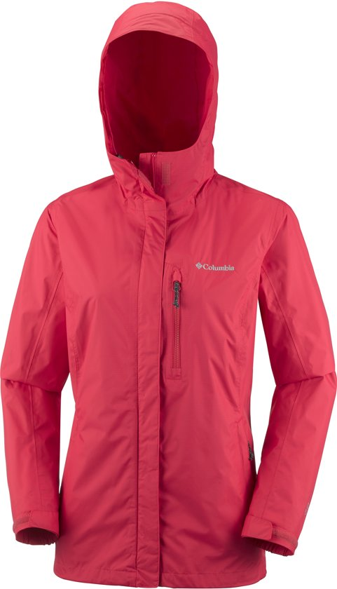 Columbia Pouring Adventure II Jas - Dames - Red Camellia