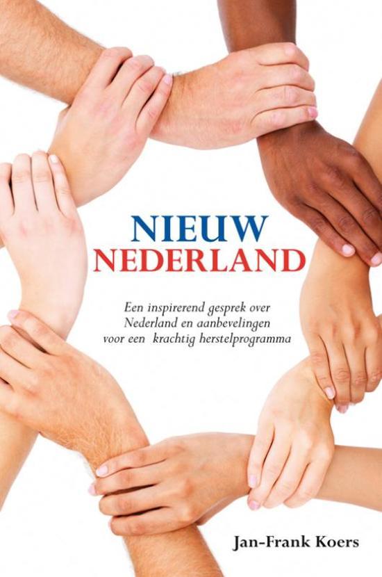 Nieuw Nederland - Jan-Frank Koers pdf epub