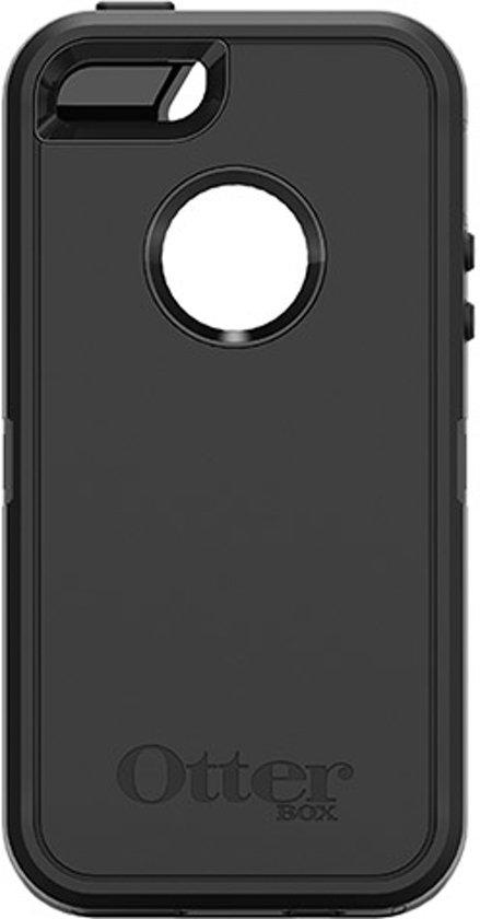 Otterbox Defender Case voor Apple iPhone 5/5s/SE - Zwart