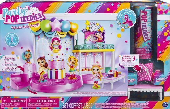 Party Popteenies Poptastic Party Playset