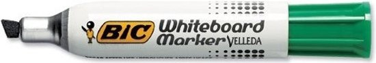 Whiteboardmarker BIC 1781 3-6mm Schuin Groen