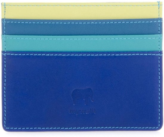 da3acb01213 Mywalit Double Sided Credit Card Holder Pasjeshouder Seascape MYW-160-92-N