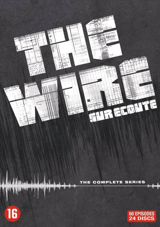 The Wire - Complete Collection: Seizoen 1 t/m 5