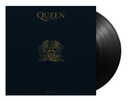 Queen - Greatest Hits Ii ( Remastered 2011)