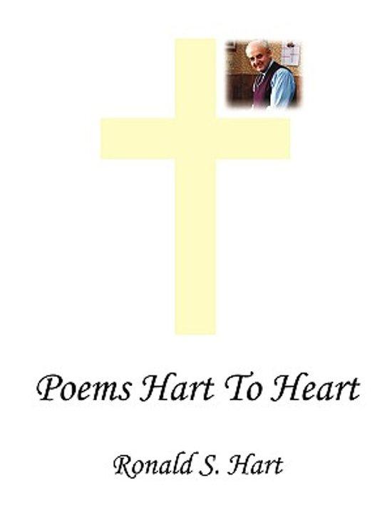 Bol Poems Hart To Heart 9781440169410 Ronald S Hart Boeken