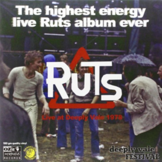 Highest Energy Ruts Live
