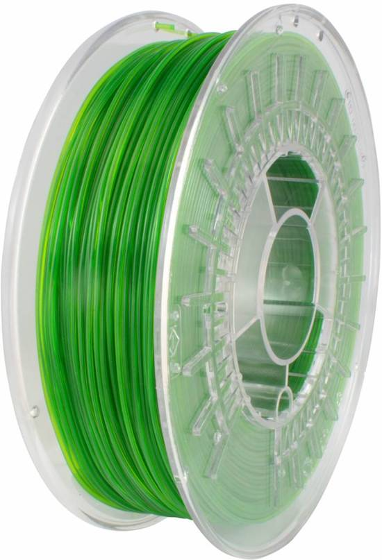 FilRight Pro PETG - 1.75mm - 750 g - Groen transparant