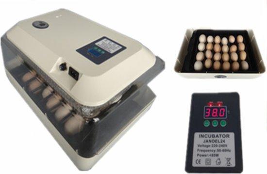 Broedmachine voor 24 eieren JN24
