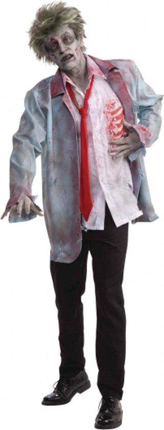 Zombie kostuum kind zelf maken