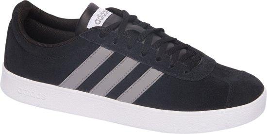bol.com   adidas Heren Zwarte VL Court 2.0 - Maat 42