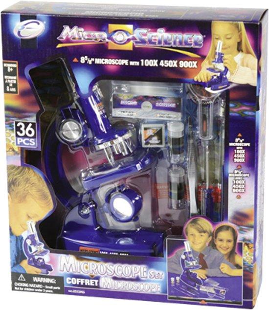 Microscoopset 36 Delig