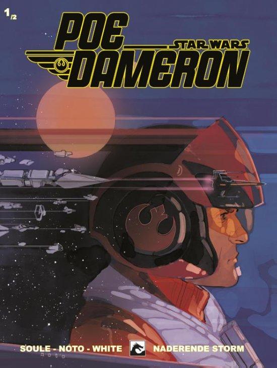 Boek cover Star Wars - Poe Dameron 3 Naderende Storm van Charles Soule (Paperback)