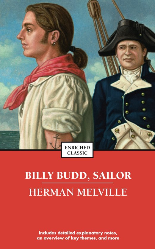 good and evil as demonstrated in herman melvilles billy budd Based on a moby dick's author herman melville short story, billy budd stands as a most enjoyable and entertaining advnenture at sea during the war between england.