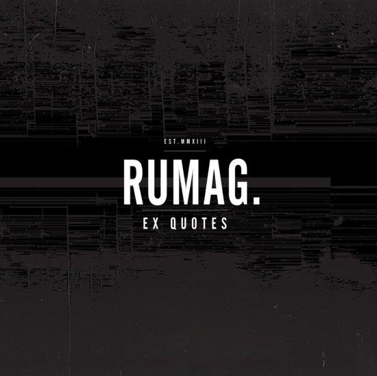 Boek cover Ex quotes van Rumag (Paperback)