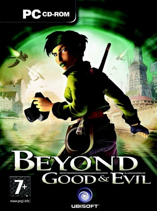 Beyond Good & Evil - PC kopen