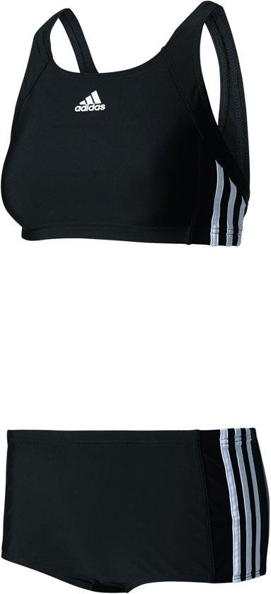bol.com | adidas Essence Core 3S 2PC bikini Dames zwart Maat ...