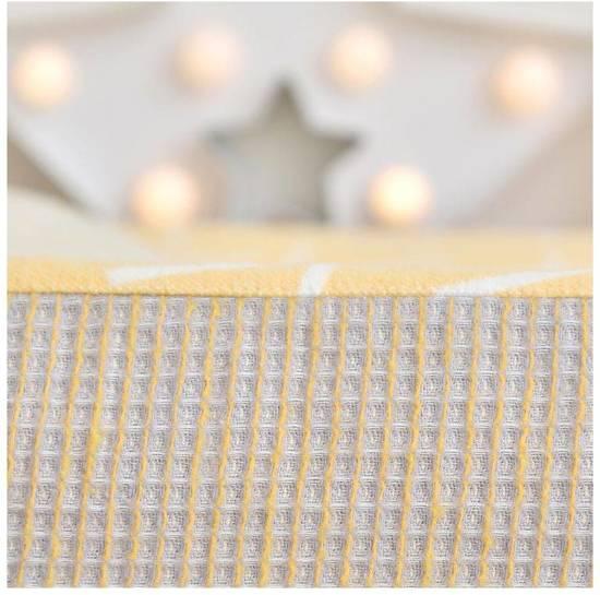 Lodger Changer Honeycomb Aankleedkussenhoes 47 x 67 cm