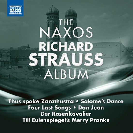 Naxos Richard Strauss Album