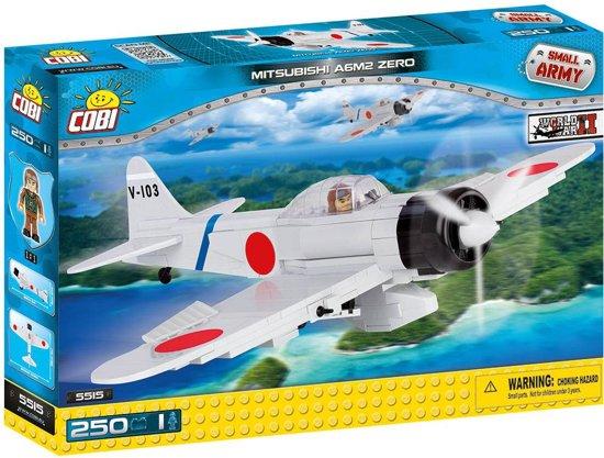 Cobi - Small Army WW2 - Mitsubishi A6M2 Zero (5515)