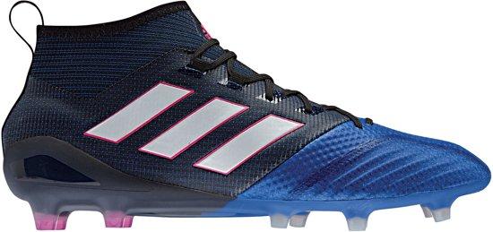 size 40 5d6fe 3490c adidas ACE 17.1 Primeknit Sportschoenen - Maat 44 - Mannen - blauwzwart